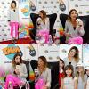 Martina était présente à l'évènement de la radio « TKM » en Argentine, certainement en octobre 2012.