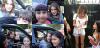 Pleins de photos de Tini sortant des studios « Baires ».