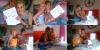 Quelques photos de Tini & Mechi avant la twitcam + la twitcam.