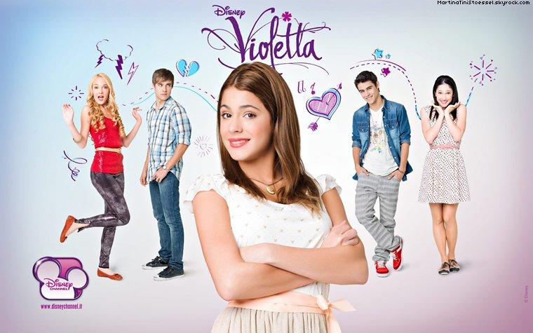 Tout ce qu'il faut savoir sur « Violetta » saison 2