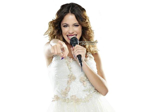 Découvrez l'affiche publicitaire de Tini pour la marque de montres « Baby-G » + une photo promo de « Violetta » saison 2 en meilleure qualité.
