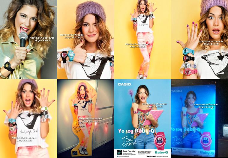 Découvrez les premières photos de Martina au « Kids Choice Awards » le 23 mars 2013.