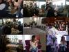 Martina était à une conférence de presse pour « Violetta » au Chili.