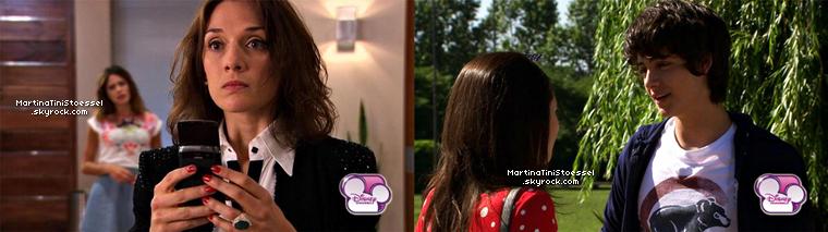 Vidéo promotionnelle de « Violetta » saison 2 avec le nouveau prétendant de Violetta, Diego.