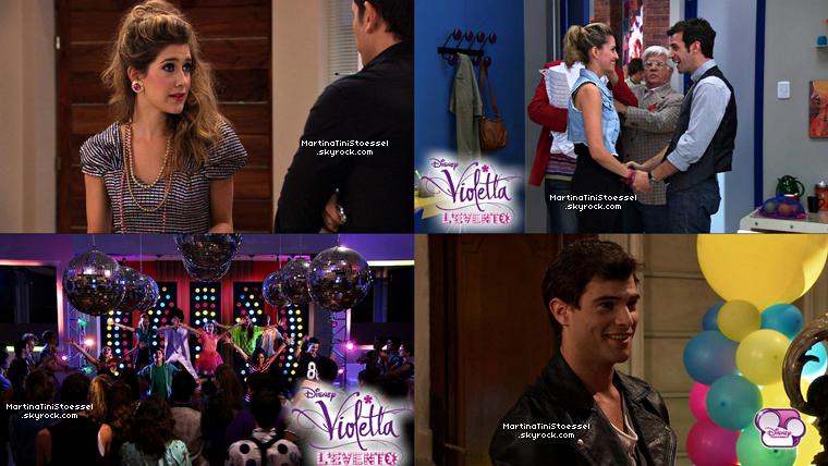 Nouvelles photos de « Violetta » saison 2.