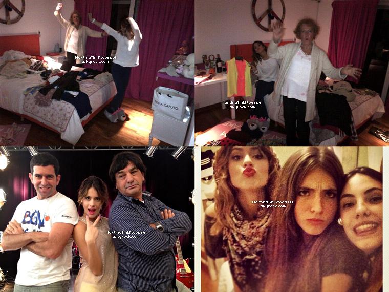 Encore une nouvelle vidéo de miss Martina Stoessel au Chili pour le meet&greet avec ses fans.