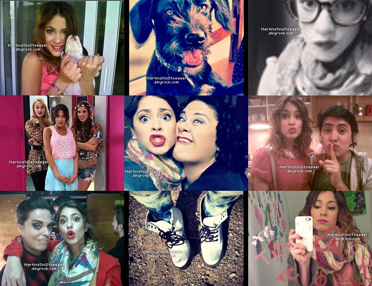 Voici beaucoup de nouvelles photos de notre Martina chérie ! :)