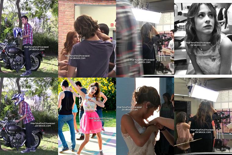 Nouvelle vidéo promo de « Violetta » saison 2.