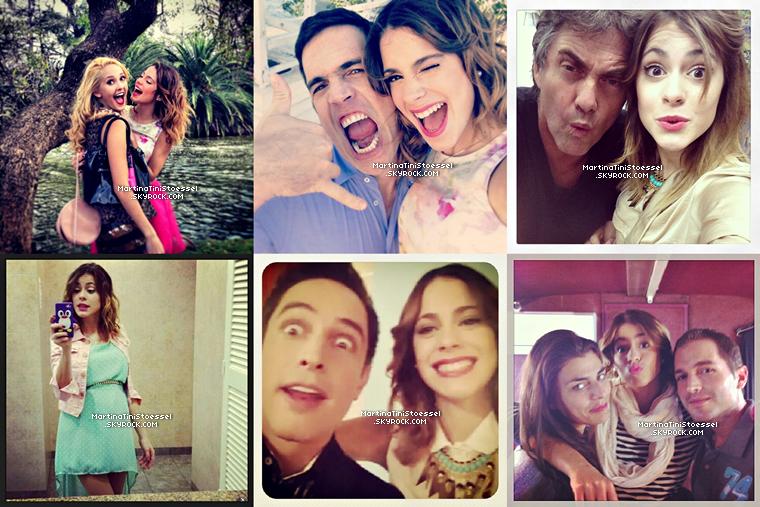 Voici l'épisode 6 de « Violetta » saison 2 en espagnol.