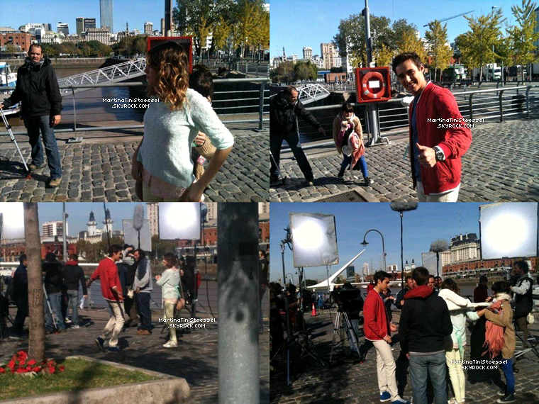 Découvrez une vidéo de Bridgit Mendler sur le plateau de « Violetta » saison 2 !