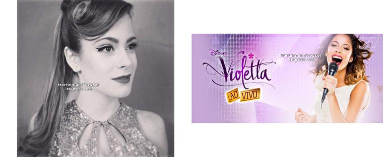 Voici quelques dessins de Martina / Violetta.