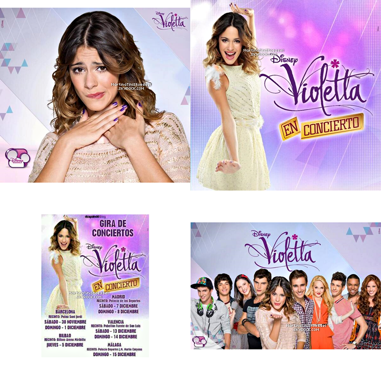 Découvrez le clip vidéo de la chanson « Cómo Quieres » de « Violetta » saison 2.