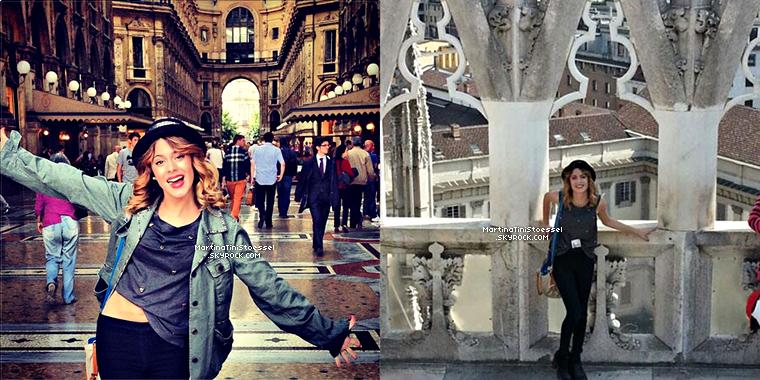 Nouvelles photos promotionnelles pour « Violetta » saison 2.