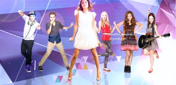 Nouvelles photos promotionnelles de Violetta saison 2.