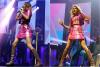 Suite des photos du concert de Violetta le 13 juillet 2013.