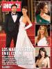 Martina en couverture du magazine Hola Argentine.