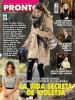 Tini en couverture du magazine Pronto.