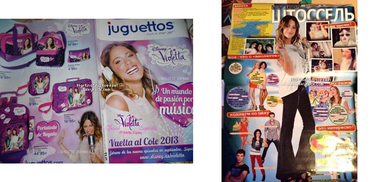 Photo du parfum « Violetta » uniquement disponible en Argentine !