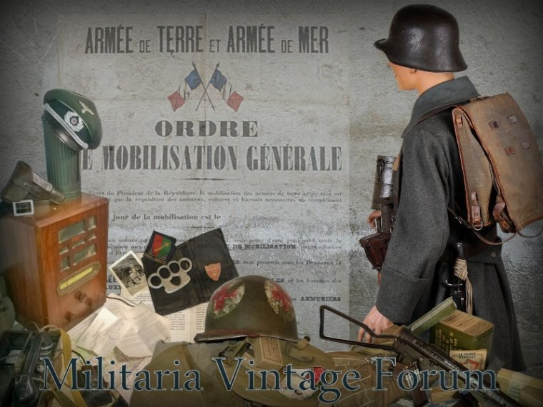 Militaria Vintage Forum