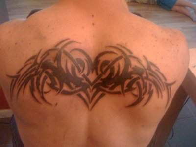 tattoo tribal dos