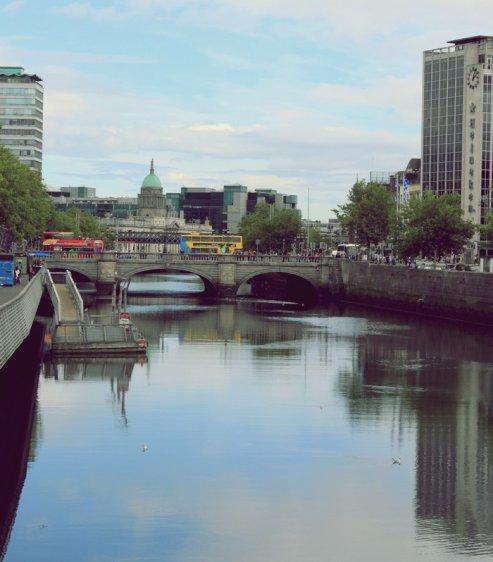 Dublin,my freedom.