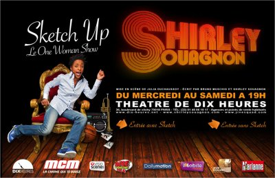 Site Officiel de Shirley Souagnon