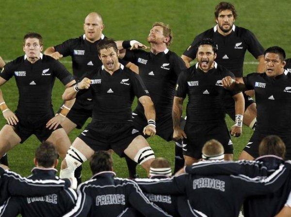 Coupe du Monde : Defaite du XV de France face à la Nouvelle Zelande 37 à 17 ! Mais un grand bravo à nos Bleus quand même ♥