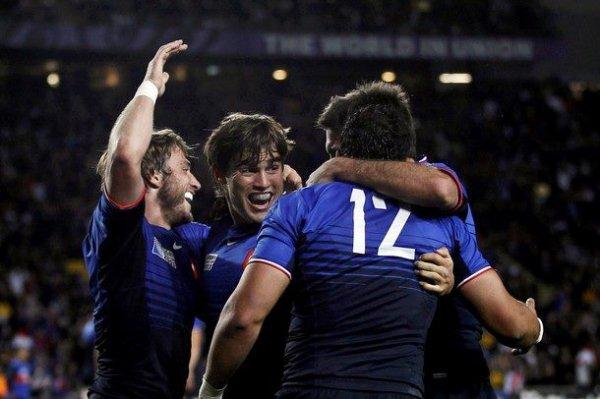 Coupe du Monde : Victoire du XV de France face aux Anglais , 19 à 12 ! ON EST EN DEMIE - FINALE !! ♥ - Un grand bravo & merci à eux !