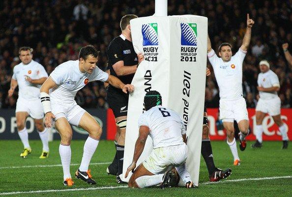 Finale de la Coupe du Monde 2011 : Nouvelle-Zélande (8) - France (7)
