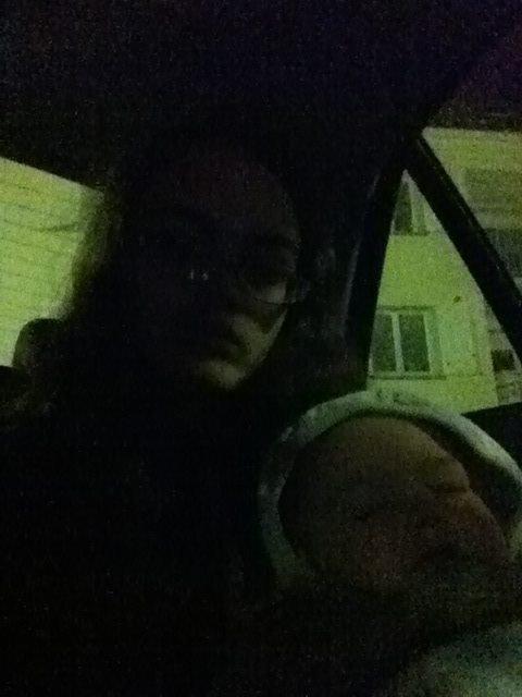 Avec mon neveu