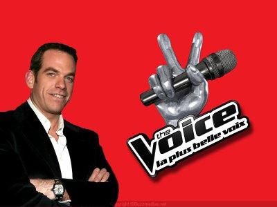 Garou dans the voice