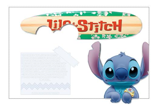 Rubrique 1 : Stitch.