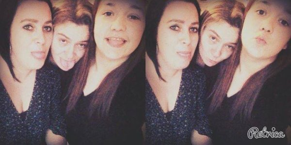 Megane , Delphine ,Moi