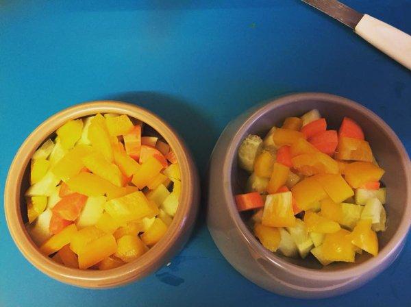Repas de Ponio & Eivie.