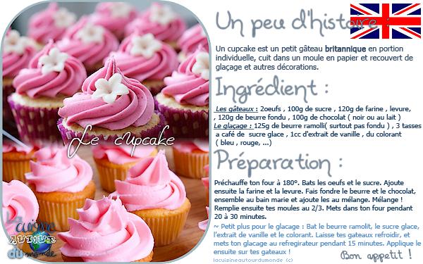 ● DESSERT : Cupcake