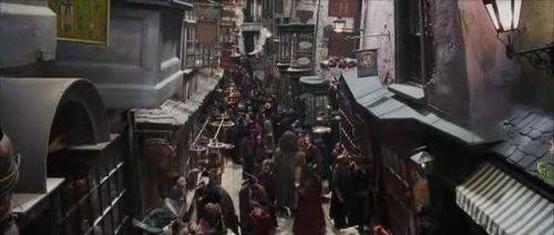 Chapitre 1 L'enfance de Remus et le chemin de traverse