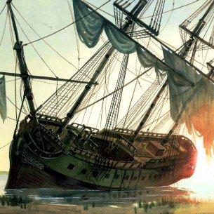 navires pirates