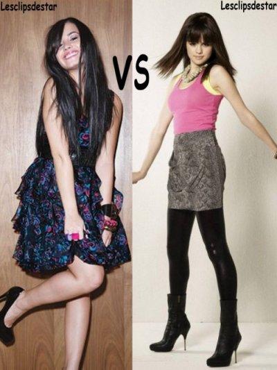 Les Duels De Selena Gomez