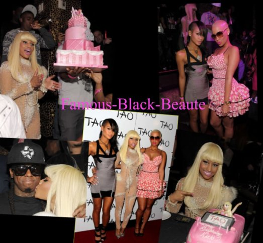 Nicki Minaj Party Birstday