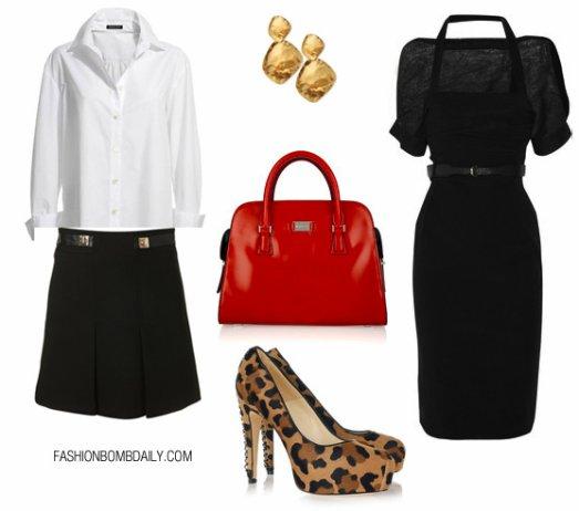 Inspiration Style: 5 façons que vous pouvez porter Pompes Leopard par Claire