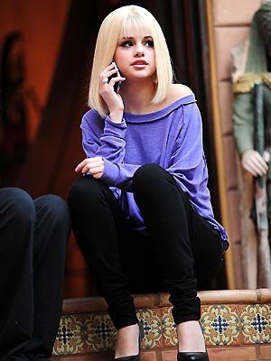 Selena Gomez : Blonde