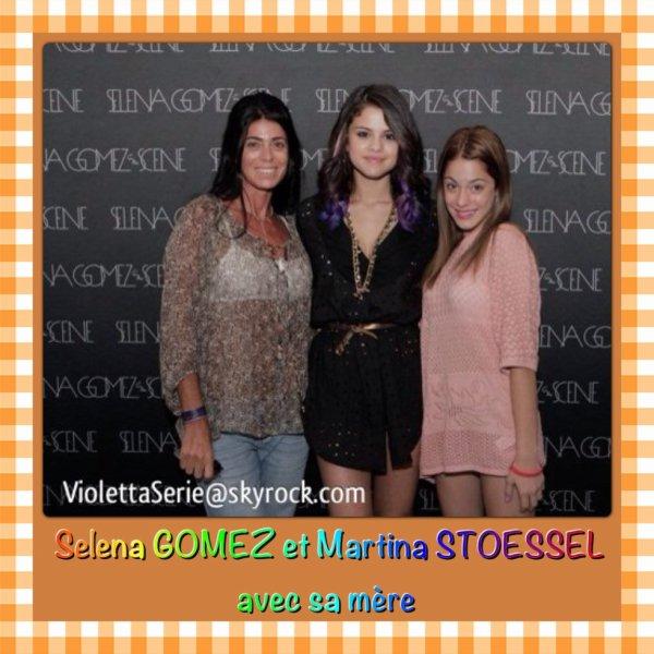 Selena GOMEZ / Martina STOESSEL