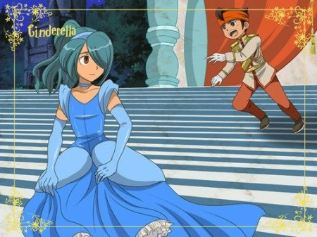 Inazuma Eleven version Princesse