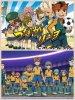 Les équipes d'Inazuma Eleven et d'Inazuma Eleven GO