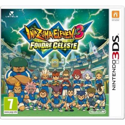 Inazuma Eleven 3 bientôt sur 3DS