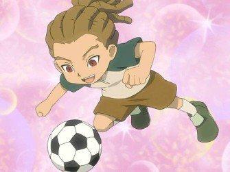 Personnages d'Inazuma Eleven / GO en mode : petit
