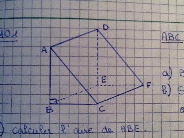 Aide pour le maths