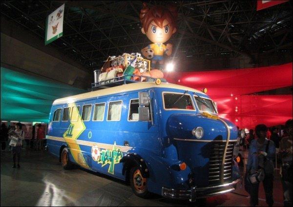 Caravane Inazuma !!!