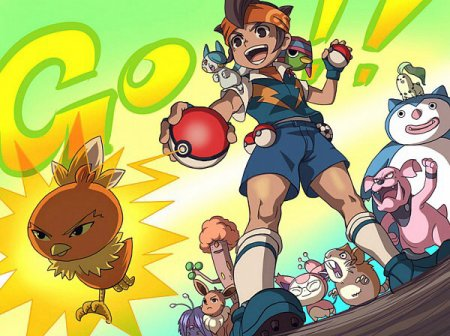 Inazuma Eleven en mode Pokémon