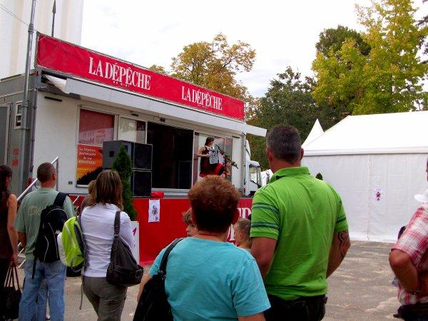 LMJM au Concours Agricole de Montauban